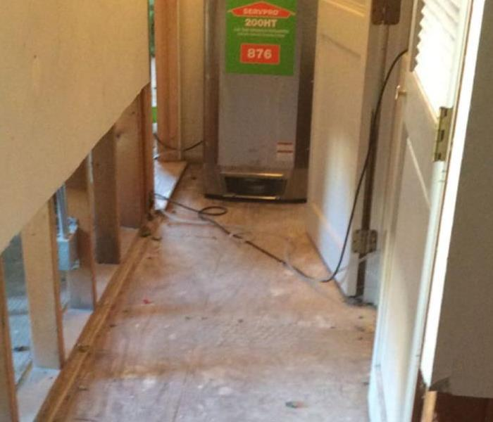 Water Damage, Vernon Hills After
