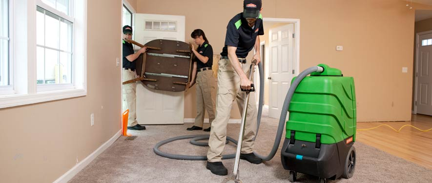 Gurnee, IL residential restoration cleaning